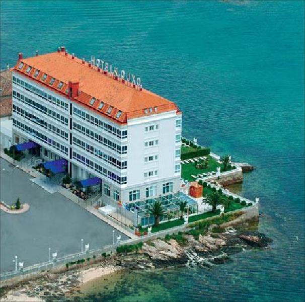 Talaso Hotel Louxo La Toja 4*