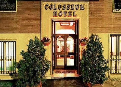 Hotel Colosseum  roma