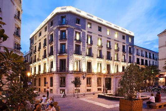 Hotel Radisson Blu Madrid Prado  madrid