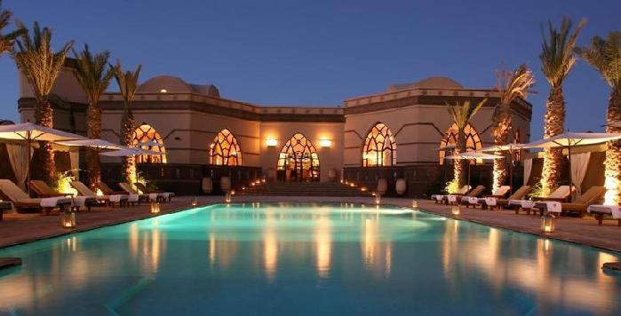 Hotel Rose Garden Resort And Spa  marrakech