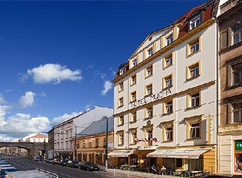 Mucha Hotel  prague