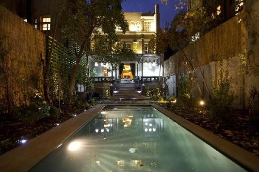 Lastarria Boutique Hotel  santiago of chile