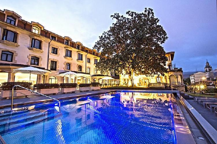 Gran hotel durango durango for Hoteles en bilbao con piscina