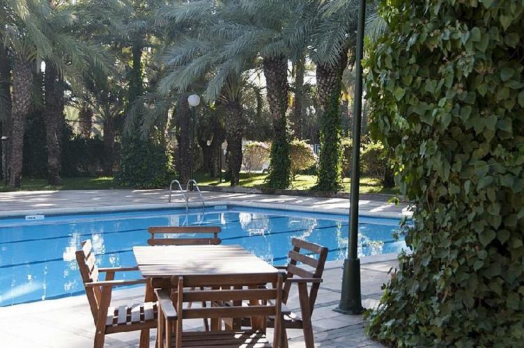 Hotel jardin milenio elche for Jardin milenio elche