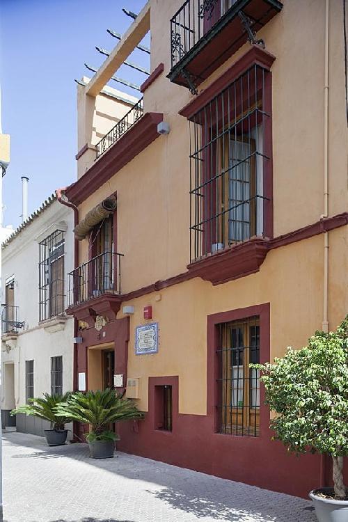 Hotel domus selecta la casa del maestro boutique seville - La casa del maestro ...