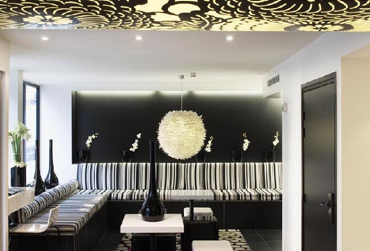 Hotel standard design paris for Hotel standard design