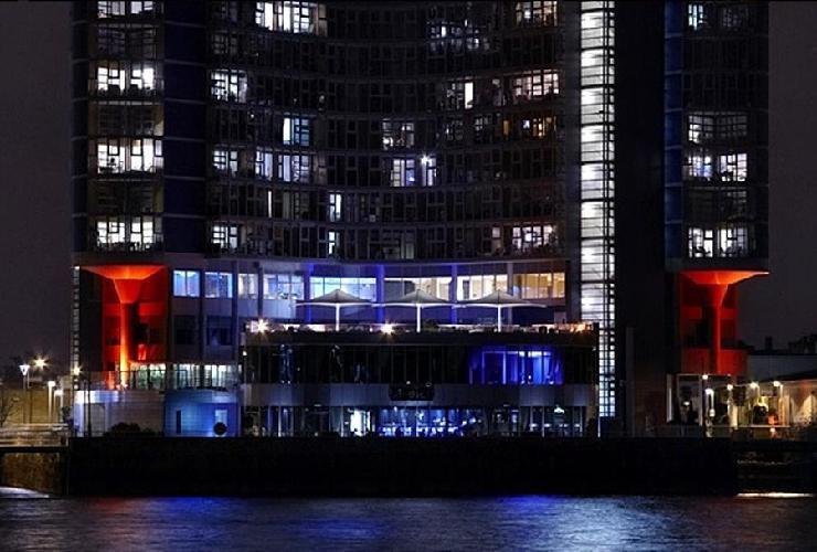 Rafayel on the left bank hotel london for Hotel rafayel londres