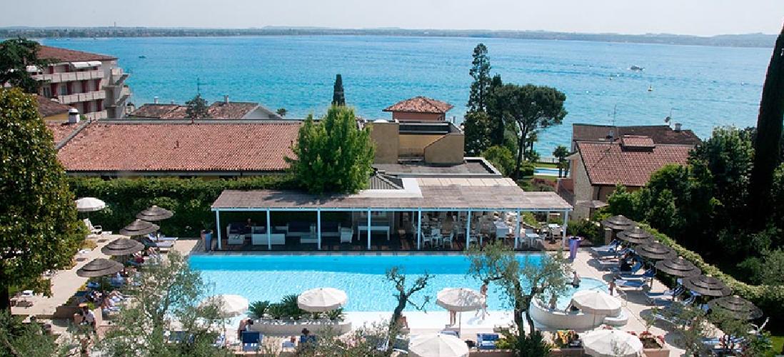 Hotel Olivi Spa Sirmione Italy