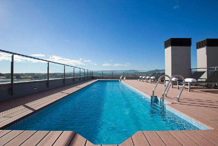 Hotel doubletree by hilton girona girona Girona hotels with swimming pool