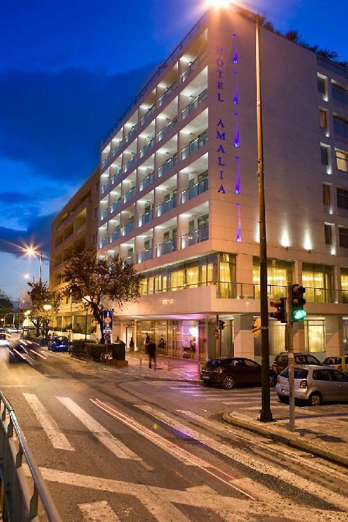 Amalia Hotel Athens Booking