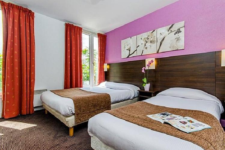 Hotel arc porte d 39 orleans montrouge for Porte montrouge