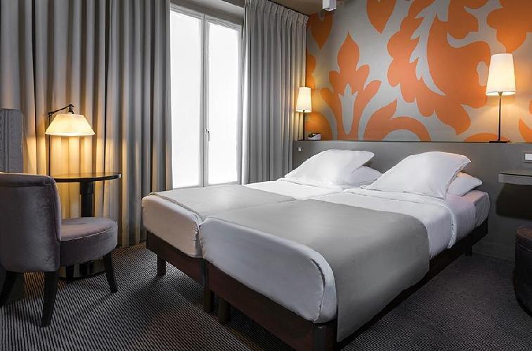 Hotel Square Gardette Paris