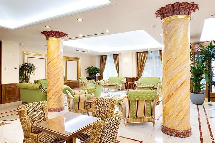 Hotel marconi milan for Hotel marconi milano