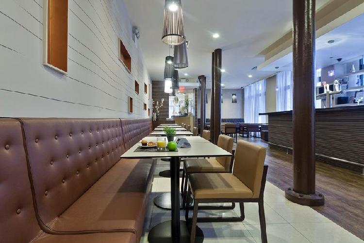 Hotel Eurostars Wall Street New York  Ny