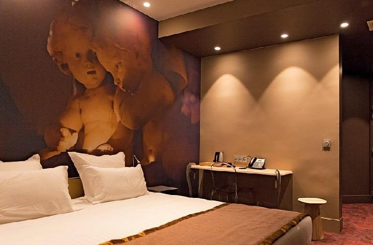 Hotel Comfort Sixteen Montrouge Paris