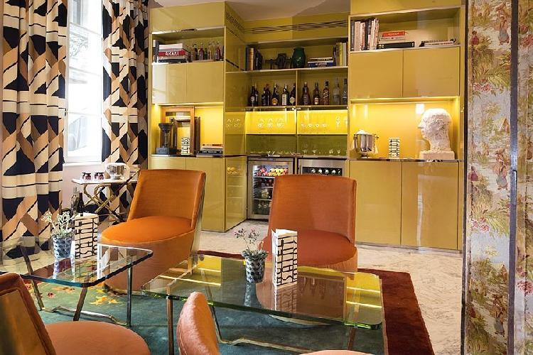 hotel saint marc paris. Black Bedroom Furniture Sets. Home Design Ideas
