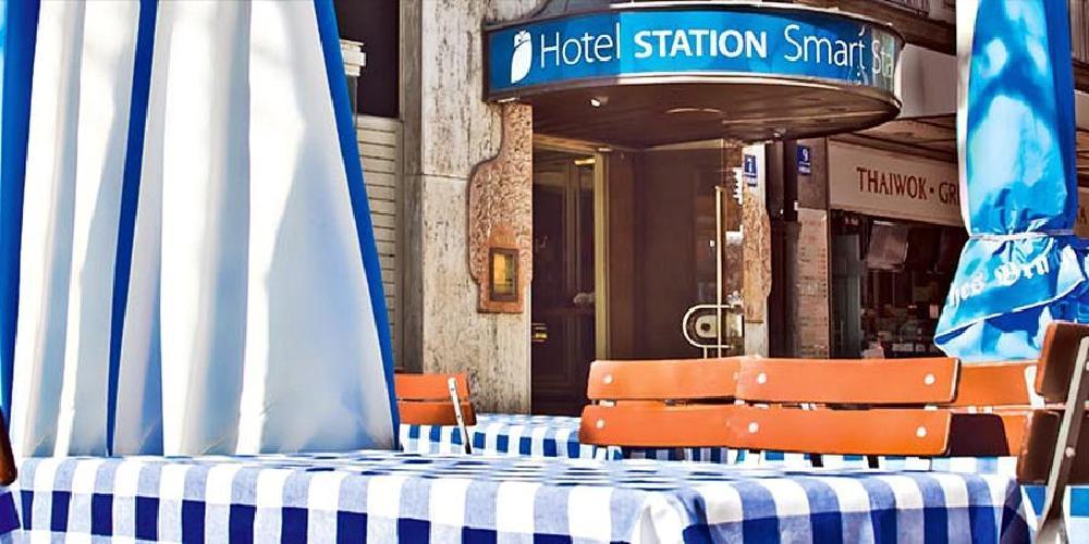 Smart Hotel Munchen