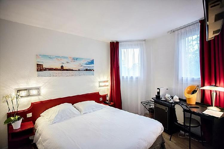 Hotel occitania centre toulouse matabiau toulouse for Hotels toulouse centre