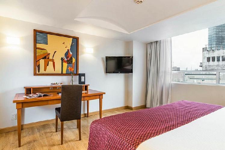 Hotel Eurostars Zona Rosa Suites Ciudad De Mexico
