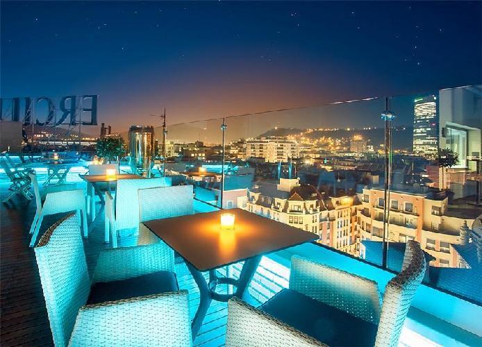 Rooms: Hotel Ercilla Bilbao