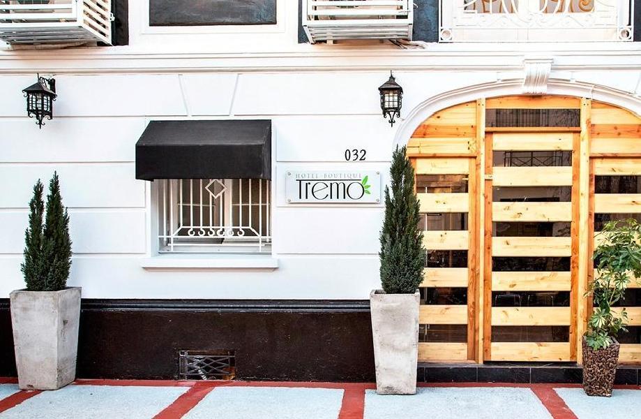 Hotel Boutique Tremo Santiago Do Chile