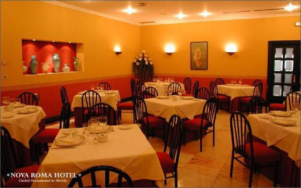 Hotel Nova Roma Merida