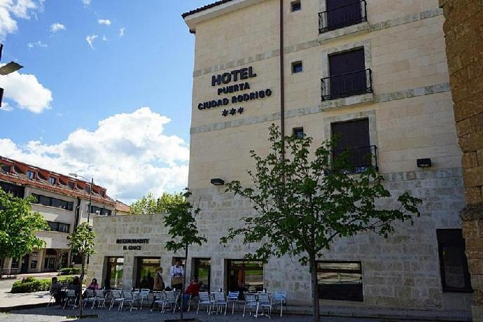 Hotel Puerta Ciudad Rodrigo Ciudad Rodrigo